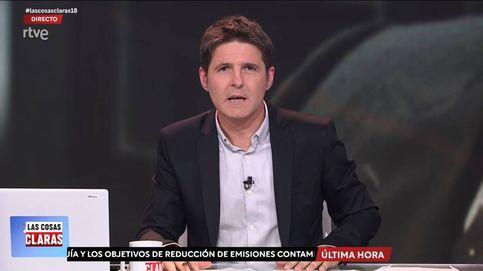 'Las cosas claras': TVE paga 43.000 por cada programa de Jesús Cintora
