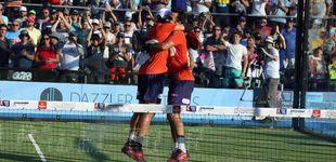Post de Belasteguín y Lima no tienen rival y conquistan también Buenos Aires