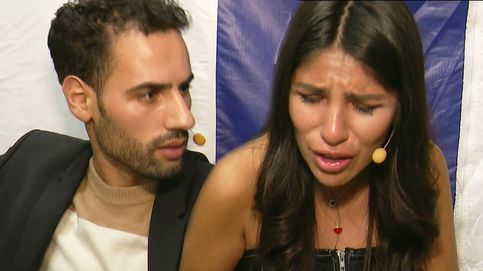 ¿Te hace gracia?: Asraf presiona a Isa Pantoja hasta hacerla llorar en 'LCF'