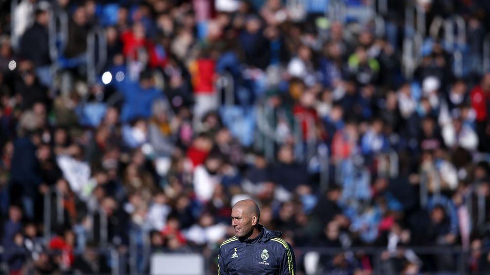 El ABC de Zidane: juego bonito, BBC intocable y buen rollo con los jugadores