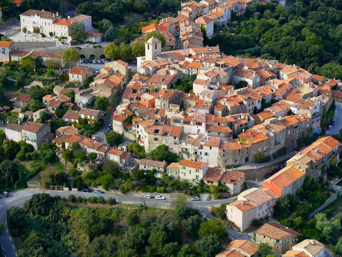 Foto: Ramatuelle es un pueblo típicamente provenzal. (Cortesía Turismo Ramatuelle)