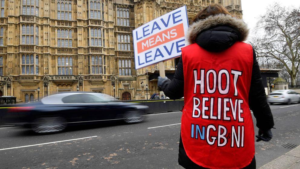 Hartazgo en Bruselas mientras se busca cómo desbloquear el Brexit en Londres