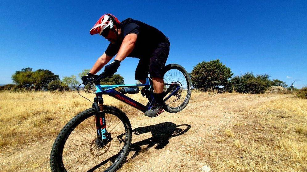 Foto: Las bicis de enduro/all mountain ya equipan ruedas de 29 pulgadas frente a las de 27,5 más comunes en el pasado (foto: Juan Ochoa)