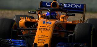 Post de 24 segundos con el pie a fondo: el desafío de Alonso para no vivir otro calvario