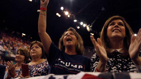 El secreto del éxito de Trump: mantener la lealtad de su base electoral
