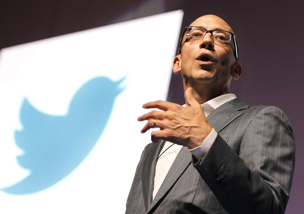 Foto: El CEO de Twitter Dick Costolo (Reuters)