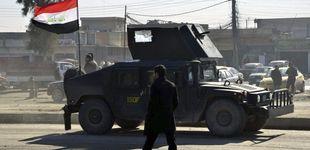 Post de Irak anuncia el fin de la guerra contra el Estado Islámico