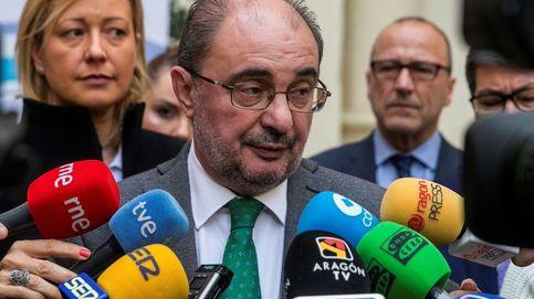 Javier Lambán reclama llevar el Ministerio de Transición Ecológica a Zaragoza