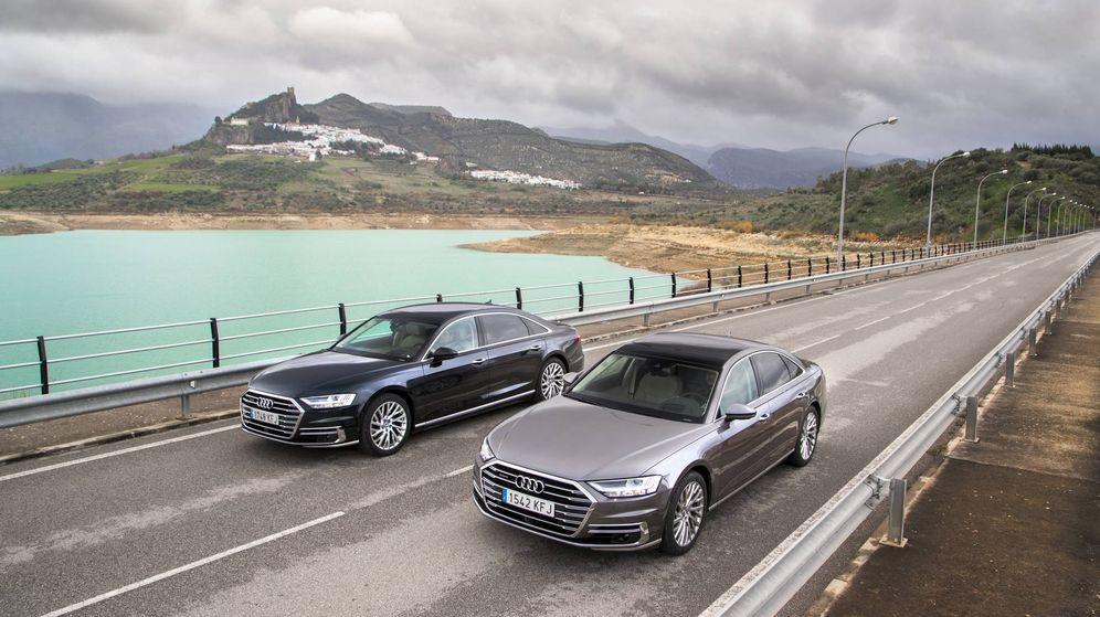 Foto: Nuevo Audi A8, la berlina del futuro