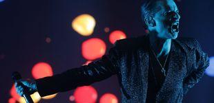 Post de Depeche Mode: estribillos del montón, poses de perro agonizante y narcisismo