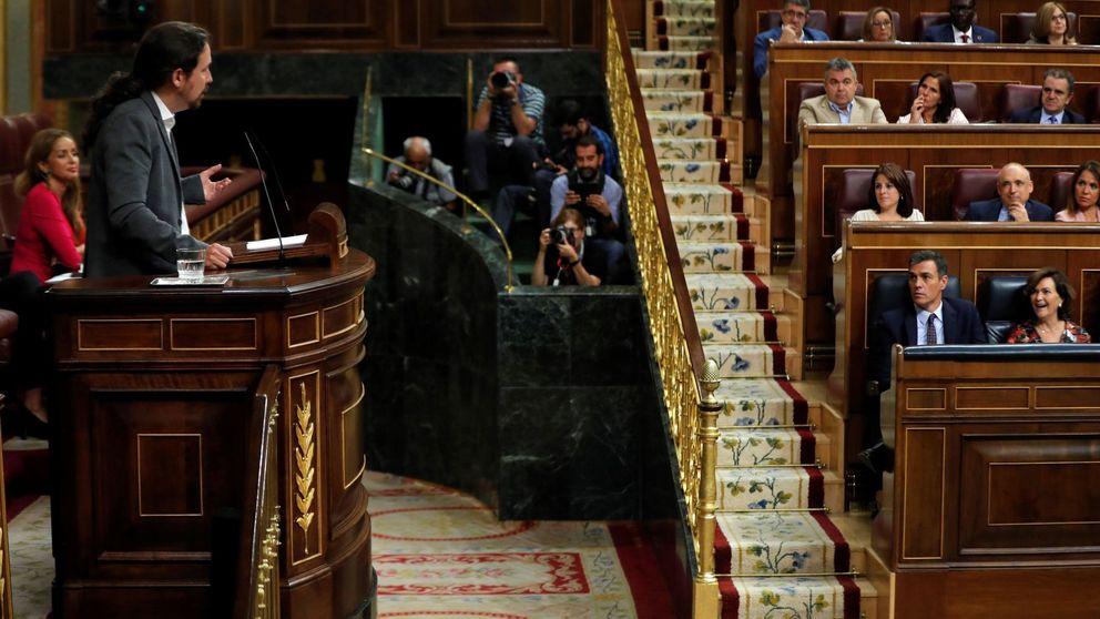 Sánchez rechaza la oferta de Iglesias de una coalición revisable al cabo de un año