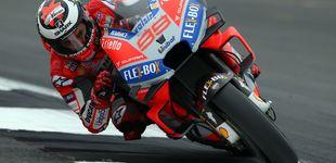 Post de Lorenzo hace la 'pole' en su querido Misano y Márquez se da una carrera infructuosa