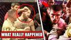 Este vídeo detalla lo que pasó realmente en la pelea del año