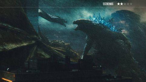'Godzilla, rey de los monstruos': 'kaijus' en un 'pressing catch' extenuante