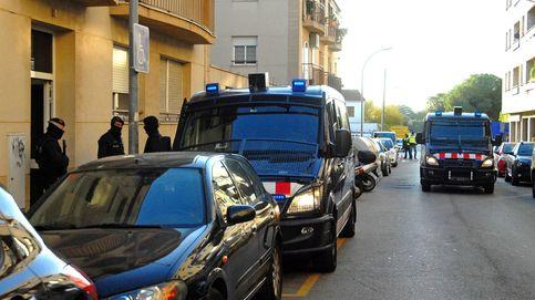 Operación de los Mossos contra el yihadismo en Sant Pere de Ribes (Barcelona)