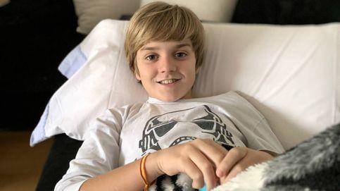 Lucas, el niño que enfermó del Covid como un adulto y lo escribió en una carta