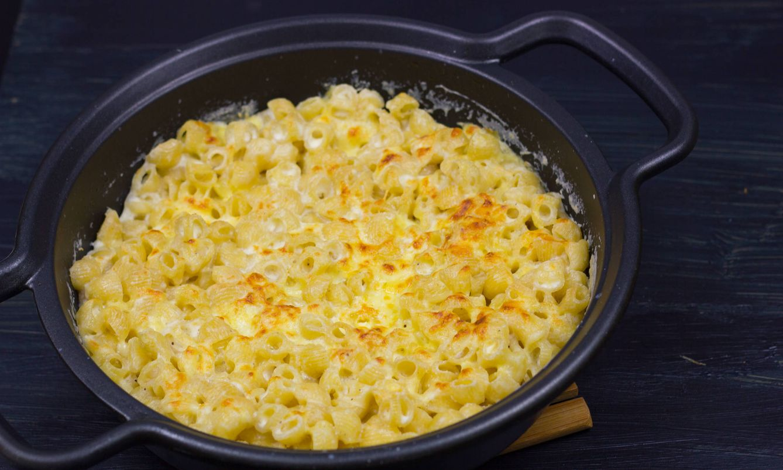 Foto: El resultado final de una receta muy americana, pero rápida y sencilla (Foto: Mer Bonilla)