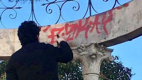 Vandalismo en Roma