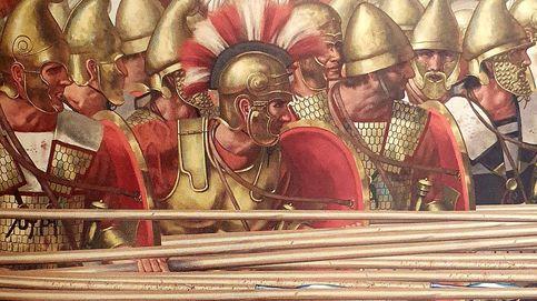 Legiones frente a falanges: la lucha decisiva de la infantería antigua