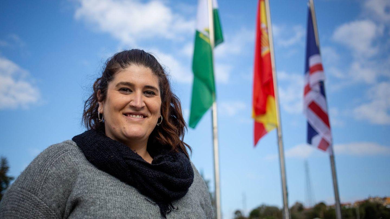 Rocío Díaz, la alcaldesa de Minas de Riotinto. (Fernando Ruso)