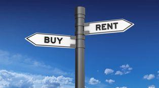 Alquilar es tirar el dinero. Por qué suben los alquileres (ni fondos buitre, ni Airbnb)