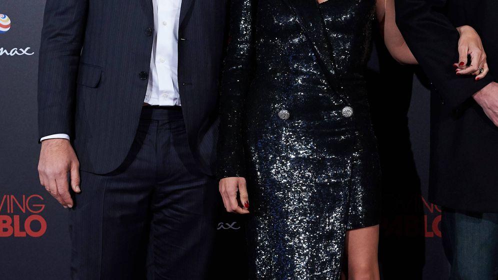 Foto: Penélope Cruz y Javier Bardem en la fiesta posterior a 'Loving Pablo'