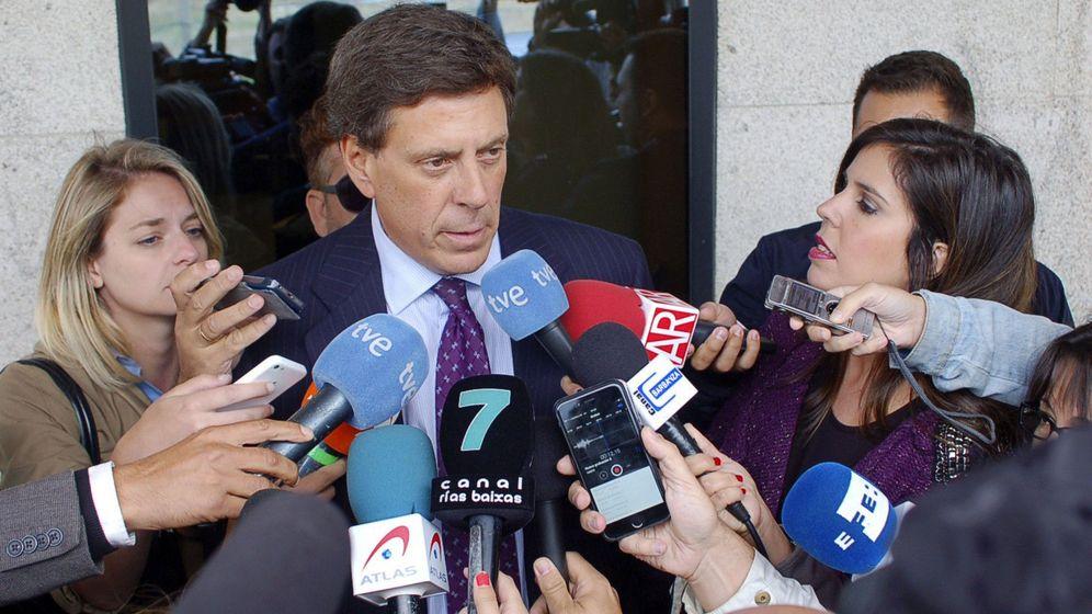 Foto: Juan Carlos Quer, padre de la desaparecida Diana. (EFE)