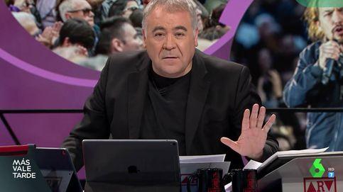 La exhibición de fuerza de Ferreras con la patada a Roures del Real Madrid y La Sexta