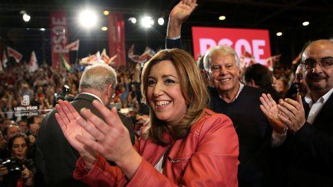 Susana Díaz defiende al expresidente: Es patético que el PP se esconda tras Felipe