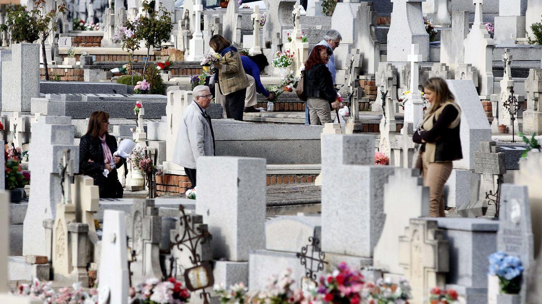 Foto: Cementerio de La Almudena, en Madrid. (Efe)