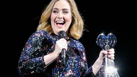 Adele, croquetas de jamón antes de su concierto en Barcelona