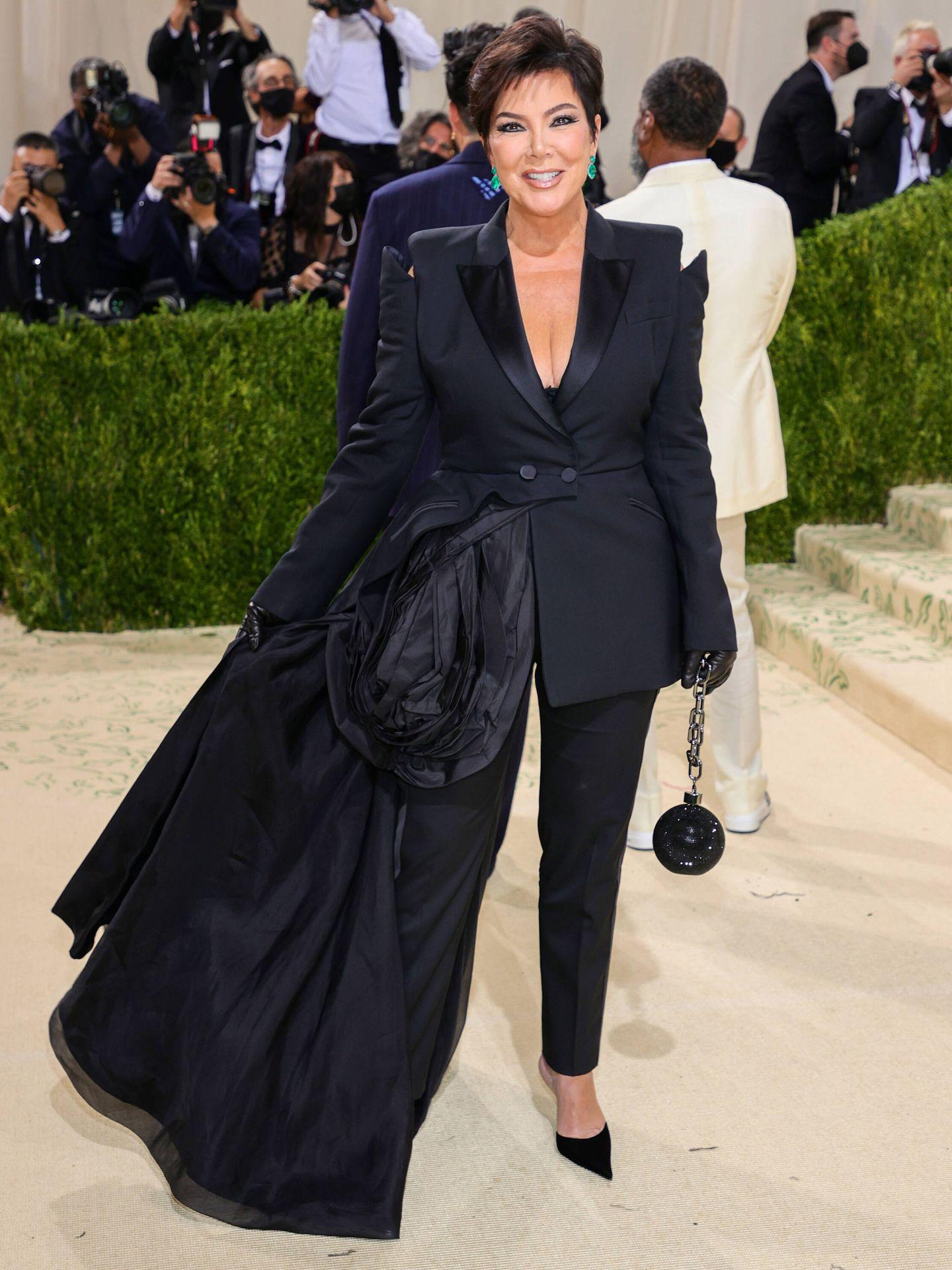 Kris Jenner. (Getty)
