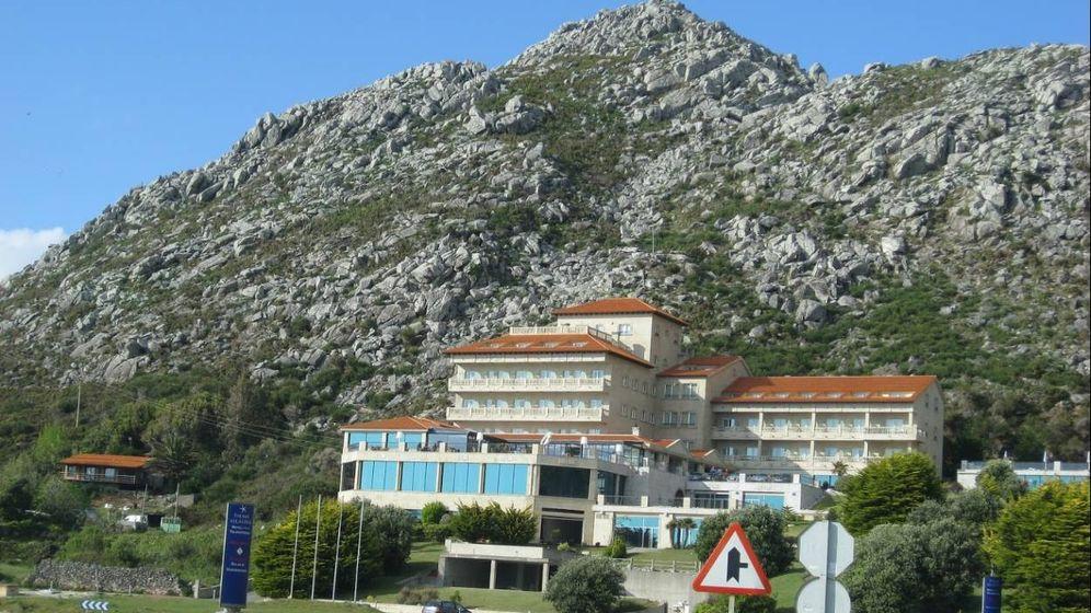 Foto: El Hotel Talaso Atlántico en Oia, Pontevedra. (Google Maps)