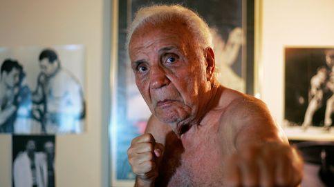 Muere Jake LaMotta, el 'Toro Salvaje' que resistió los golpes de 'Sugar Ray'