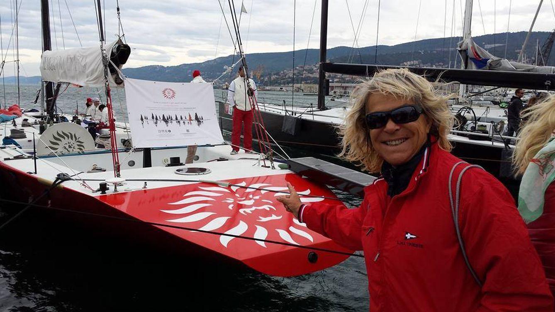 Tras 10 años navegando, esta argentina vuelve a casa (a pasar la cuarentena)