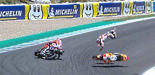 Post de Pedrosa, tras su accidente, pone en evidencia a los comisarios de MotoGP