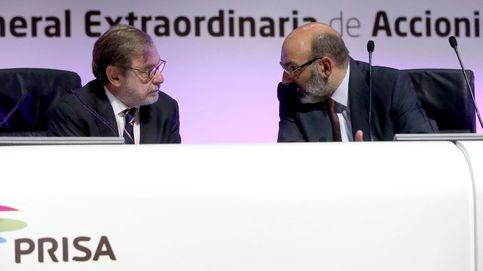 Prisa se desploma un 20% en bolsa y la acción cae a 2,80 euros