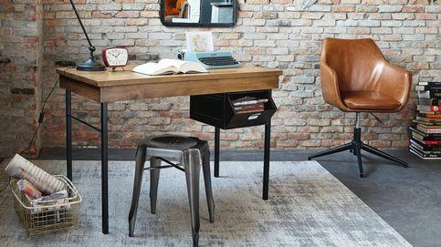 Una buena silla para trabajar es fundamental,  pero mejor si aúna diseño como estas