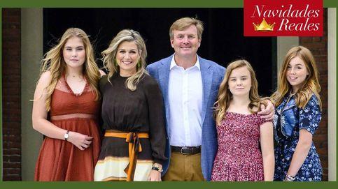 Las más largas y secretas: las navidades de Máxima y Guillermo de Holanda