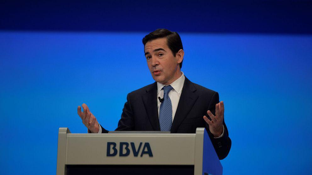 BBVA y Bankia pagan un 20% más por emitir deuda anticrisis que hace 6 meses