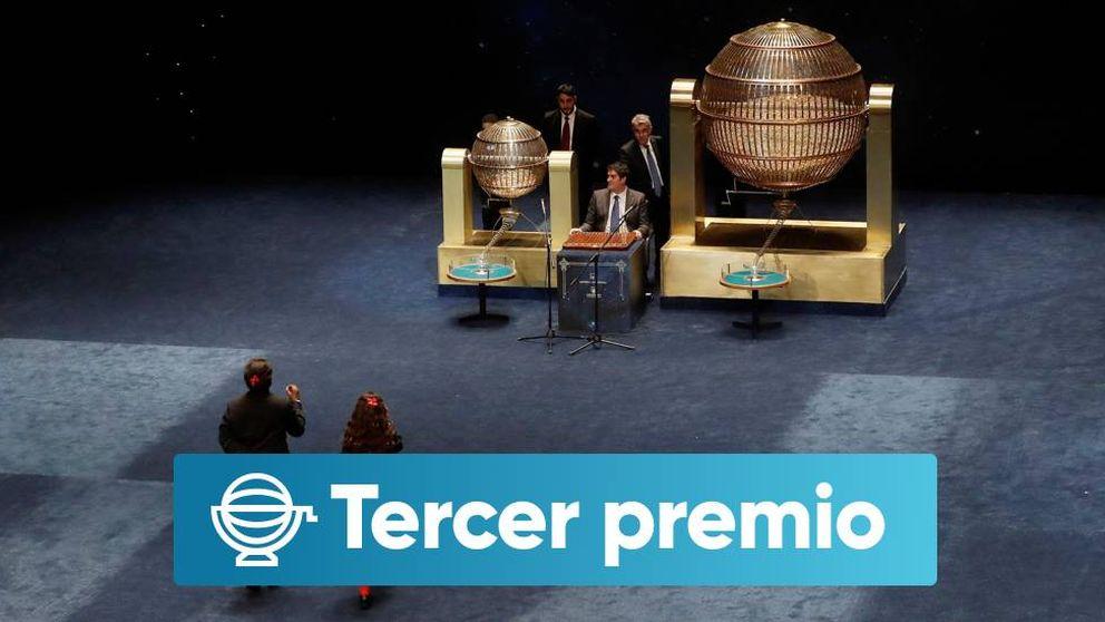 El tercer premio de la Lotería ya está aquí: el 04.211 entrega 50.000 euros al décimo