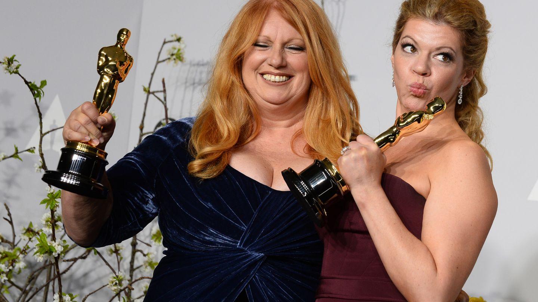 Adruitha Lee y Robin Mathews, Oscar al mejor maquillaje