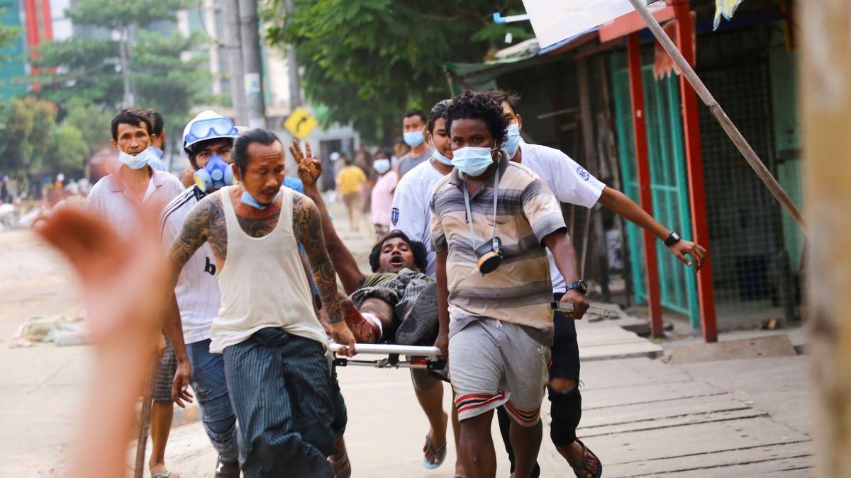 La Junta militar intensifica la represión en Birmania y mata a casi 100  civiles en dos días