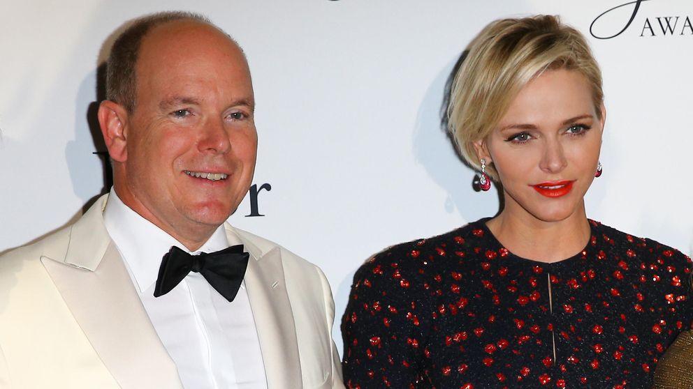 La princesa Charlène, digna sucesora de Grace Kelly en una entrega de premios