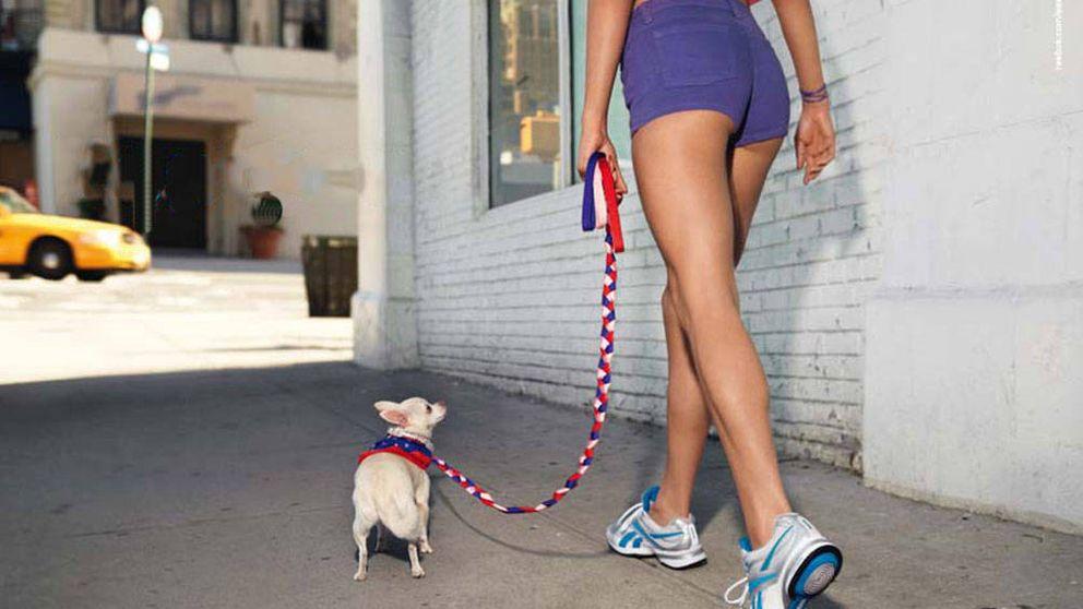 Caminé 10.000 pasos todos los días durante un mes para adelgazar