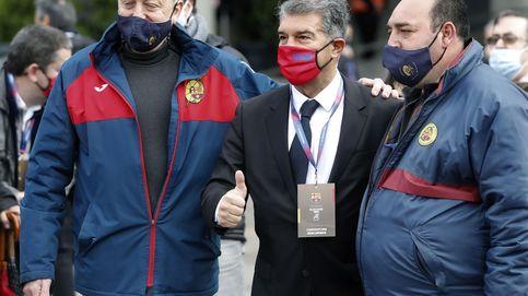 Laporta, presidente: arrasa en las elecciones del Barça con más de la mitad de los votos