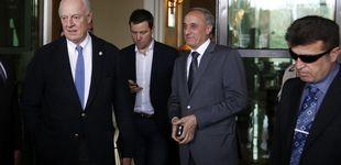 Post de La Eurocámara cierra las puertas a un alto cargo de Siria tras el ataque químico