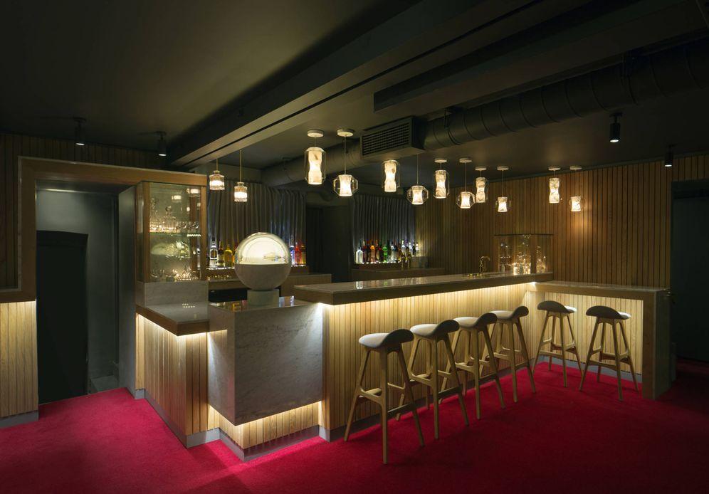 Foto: El mueble bar del futuro que ya casi es presente