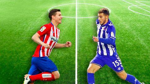 Peligro para el Atlético: Madrid y Barça enredan con Lucas y Theo Hernández