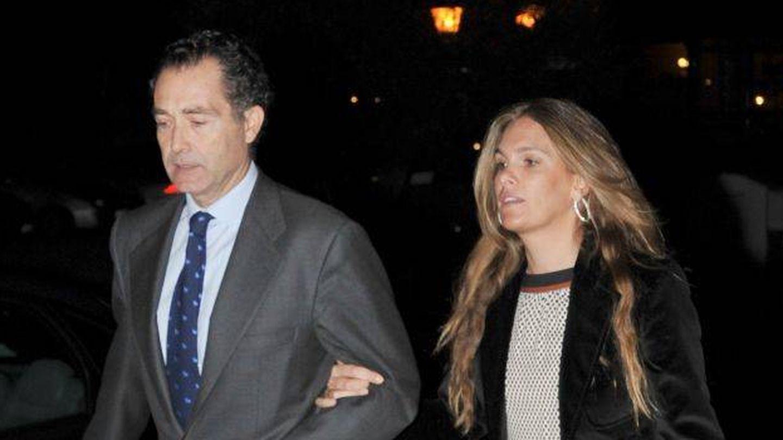 Ricky Fuster y Mónica Sánchez. (Gtres)